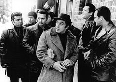 """""""A friend of mine means that you're with me, a friend of ours means you're one of us"""" - Lefty (Al Pacino) - Donnie Brasco"""