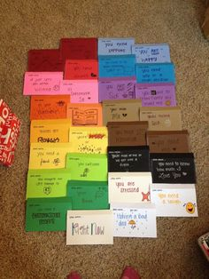 35 Inspiring Open When Letters Made By You Gifts For Friendsbf