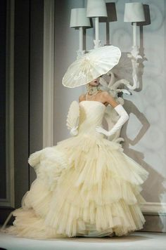 John Galliano for Christian Dior Spring 2007 Haute Couture