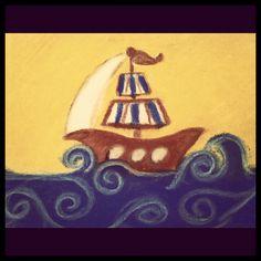 Ships sail kids