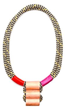 Climbing Rope Ladder Necklace - LEIF