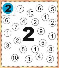 Shapes Worksheet Kindergarten, Numbers Kindergarten, Numbers Preschool, Kindergarten Math Worksheets, Preschool Learning Activities, Preschool Lessons, Preschool Activities, Number Worksheets, All About Me Preschool