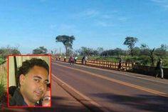 Jovem de 22 anos é encontrado morto na Ponte da Fepasa
