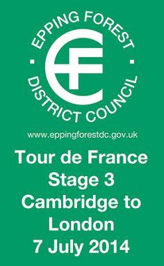 Tour de France stage 3 Cambridge to London