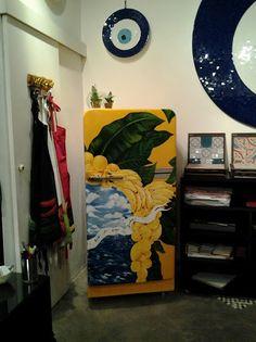 Mosaicos Portella | Arte & Decoração #arte #decoracao #arginaseixas #geladeirapersonalizada #geladeira