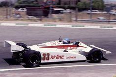 Patrick Tambay, Theodore - Cosworth TY01 (1981)
