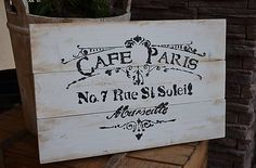 Creativite / Cafe Paris