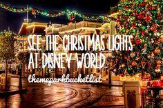 Christmas at Disney
