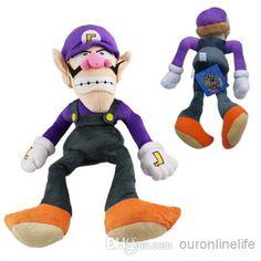 -Waluigi 11 27cm Hot Selling Super Mario Stuffed & Plus Animals   Buy Wholesale On Line Direct from China