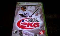 Pre-Owned Xbox 360 MLB 2K6
