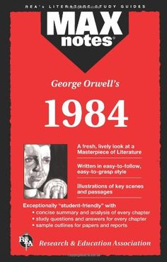 George Orwell's 1984 (Max Notes) by Karen Brodeur http://www.amazon.com/dp/0878919961/ref=cm_sw_r_pi_dp_zjJ.wb06XEJ1S