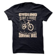 Awesome Cycling Shirt - gift up hoodie Cycling T Shirts, Bike Shirts, Xmas Shirts, Cycling Bikes, Bike Quotes, Cycling Quotes, Cool Hoodies, Shirt Hoodies, Hooded Sweatshirts