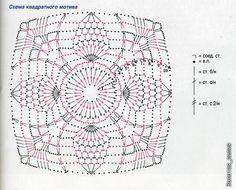 Receitas de Crochet: Linda Túnica de crochê
