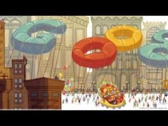 Thanksgiving 2012 Google Doodle (Video)