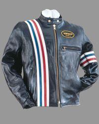 Vanson Leathers Inc. - Detail1 - AMER - AMERICA JACKET - Mens - - Vanson Leathers Inc.