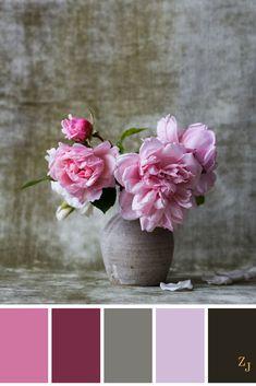 ZJ Colour Palette 451 #colourpalette #colourinspiration