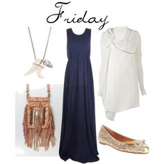 Friday, created by cookiek.polyvore.com