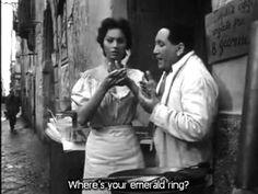 'L'Oro Di Napoli' (1954) directed by Vittorio De Sica