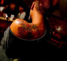 30 Beautiful Tattoos On Dark Skin   Tattoodo