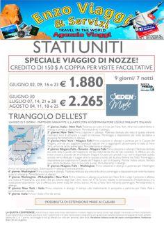 Super Offerte Viaggi di Nozze! www.enzoviaggi.it