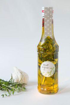 Ganz einfache Küche: Ganz einfache Geschenke aus der Küche: Kräuteröl