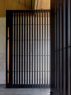 the-design-nerd: Another gorgeous bit of detail at the Filter House by ZAK Architecture