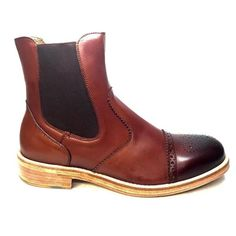 Tony's Casuals Men's Leather Chelsea Boots Leather Chelsea Boots, Men's Leather, High End Shoes, Men Casual, Shopping, Fashion, Moda, Fashion Styles, Leather Men