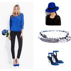 http://etsy.me/1oyBPUX Silver&White Bedaed Bracelet: