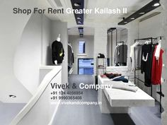 Shop for Rent Greater Kailash II South Delhi by vivek bhaskar via slideshare