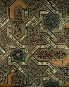 Cordoba, Spain, 1137. Almorovid period.