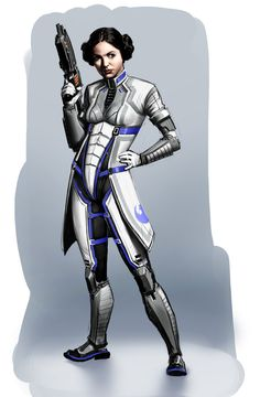 Star Wars/Mass Effect...that's the dream!!!