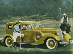 1933 Graham Sedan by aldenjewell, via Flickr