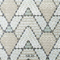Himalaya White From Diamond Collection By Sicis