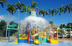This is the water park at the strand in Townsville, a lovely place to go cool off on a hot day. This is special to me because I remember coming here one evening with a friend, and spending a few hours, before we got fish n chips and ice-cream. Holiday Activities For Kids, List Of Activities, Cairns Queensland, Queensland Australia, Interior Blogs, Great Barrier Reef, Sunshine Coast, Beautiful Beaches, Holiday Fun
