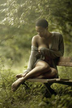 Beautiful and sensuous.