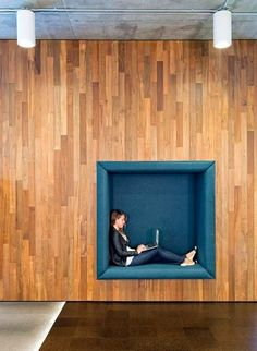 Cisco-Meraki Office by Studio O+A - #seating #interiordesign