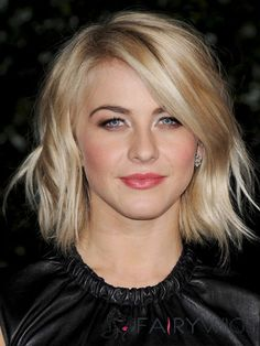 $220. May be cut/style able. Stunning Jennifer Aniston Hairstyle Short Wavy Full Lace Human Wigs