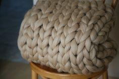 Super Chunky Knit Blanket,Extrem Knitting,Merino Wool Blanket,Chunky Blanket,Home Decor,Cozy Wool Blanket,Super Chunky Throw, Bedding