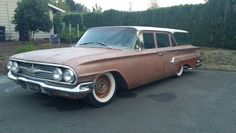 1960 Chevy Kingswood