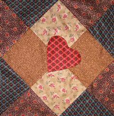 """Block 2    Checkered Allegiances   8"""" version       Block 2  Checkered Allegiances   12"""" version with 1"""" frame   by Sandi Brothers     A ..."""