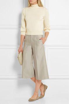 ivory merino wool concealed zip fastening along back 100 merino wool hand wash imported