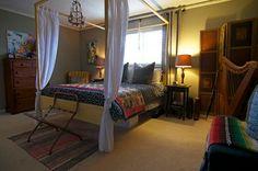Dallas, TX: My Houzz - eclectic - bedroom - dallas - Sarah Greenman