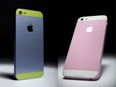 Do you prefer metallic colors(powder blue) or solid colors (cotton candy pink?