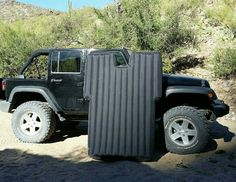 Jeep wrangler inflatable mattress for jeep sleeping and camping