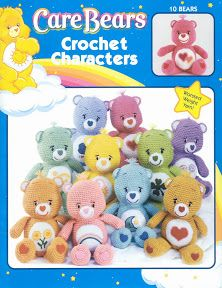 care bears crochet patterns