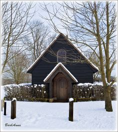 The Chapel at Losely Park near Guildford in Surrey by BarbAnna1 on flickr
