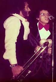 Willie Colon & Hector Lavoe. Willie Colon, Musica Salsa, Hispanic American, Salsa Music, Mocha, Latin Music, American History, Orlando, Singer