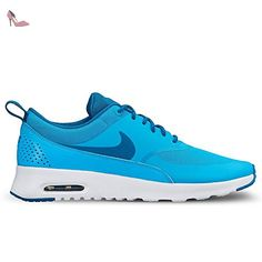 the best attitude 1031e 3893b Nike Wmns Air Max Thea, Chaussures de Sport Femme, Blue (Blue Lagoon