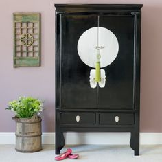 Traditionally The Chinese Wedding Cabinet Was A Chinese Girlu0027s U0027bottom  Drawer,u0027 Filled Over