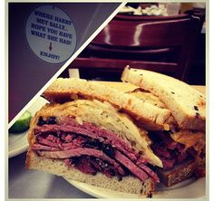 Katz deli nyc.. When Harry met Sally pastrami sandwich..but I'll have mine toasted for my orgasm
